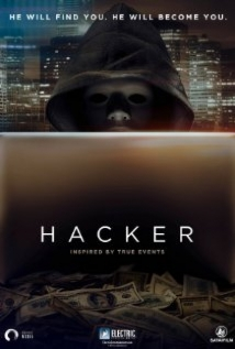 Hacker film afişi