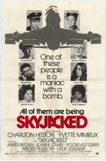 Skyjacked film afişi