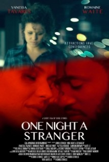 One Night A Stranger film afişi