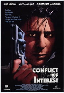 Conflict Of Interest film afişi