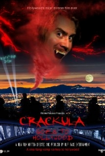 Crackula Goes To Hollywood film afişi