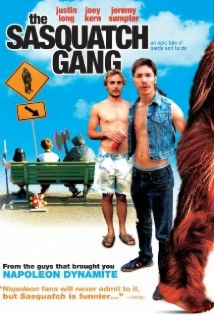 The Sasquatch Gang film afişi