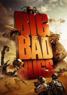 Big Bad Bugs film afişi
