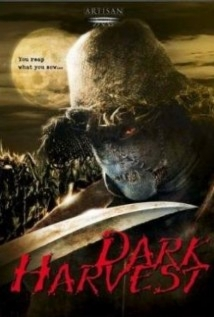 Dark Harvest film afişi