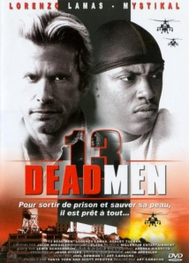 13 Dead Men film afişi