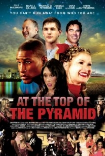At The Top Of The Pyramid film afişi