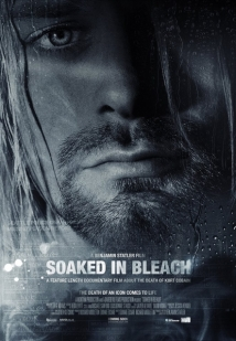 Soaked In Bleach film afişi