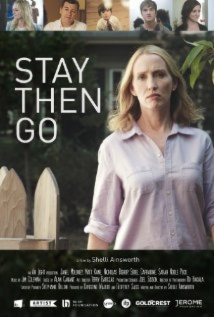 Stay Then Go film afişi