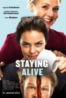 Staying Alive film afişi