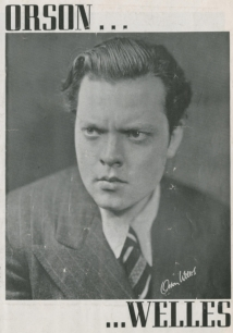 Orson Welles' Sketch Book film afişi
