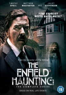 The Enfield Haunting film afişi
