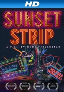 Sunset Strip film afişi