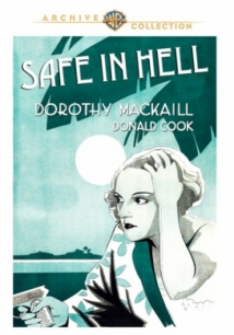 Safe In Hell film afişi