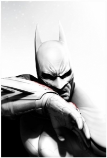 Batman: Arkham City film afişi