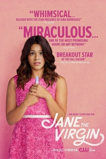 Jane the Virgin film afişi