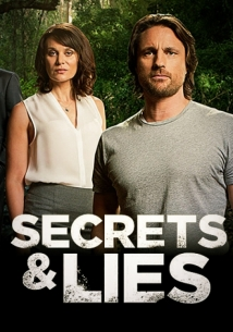 Secrets & Lies film afişi