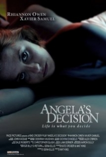 Angela's Decision film afişi