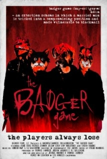The Badger Game film afişi