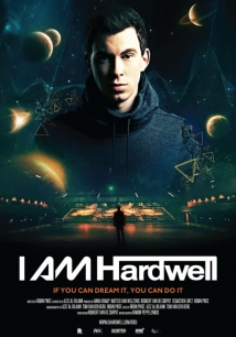 I AM Hardwell Documentary film afişi