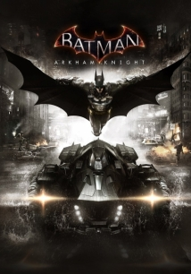 Batman: Arkham Knight film afişi