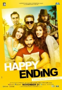 Happy Endings film afişi
