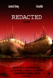 Redacted film afişi