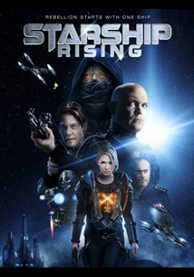 Starship: Rising film afişi
