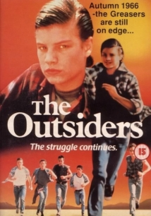 The Outsiders film afişi