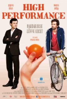 High Performance film afişi