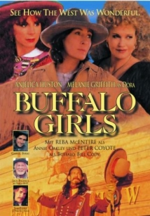 Buffalo Girls film afişi