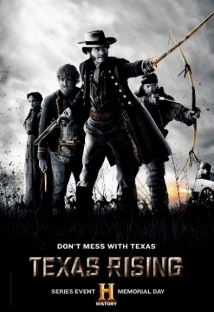 Texas Rising film afişi