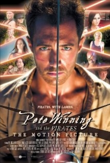Pete Winning and the Pirates: The Motion Picture film afişi