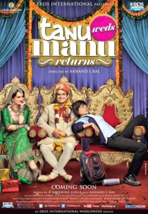 Tanu Weds Manu Returns film afişi