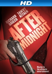 After Midnight film afişi