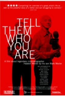 Tell Them Who You Are film afişi