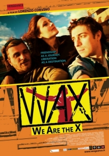 Wax: We Are The X film afişi