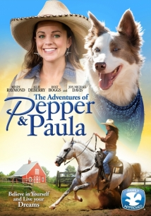 The Adventures Of Pepper And Paula film afişi