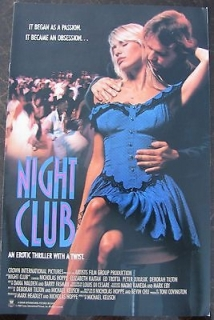 Night Club film afişi