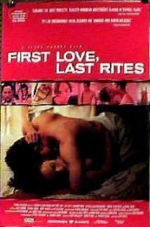 First Love, Last Rites film afişi