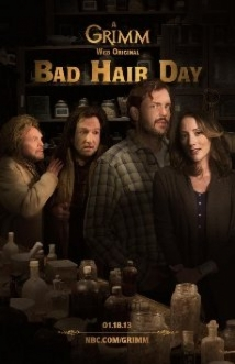 Grimm: Bad Hair Day film afişi