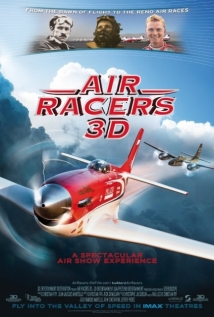 Air Racers 3D film afişi