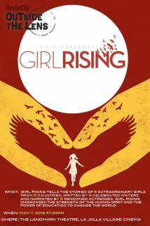 Girl Rising film afişi