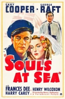 Souls At Sea film afişi