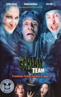 The Scream Team film afişi