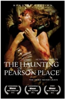 The Haunting Of Pearson Place film afişi