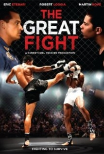 The Great Fight film afişi