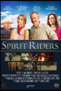 Spirit Riders film afişi