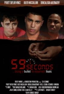 59 Seconds film afişi