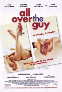 All Over The Guy film afişi