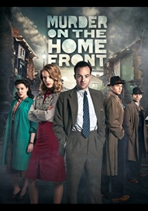 Murder On The Home Front film afişi